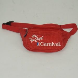 CARNIVAL CRUISE FANNY PACK